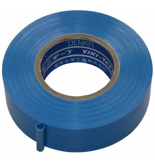 Izoliacinė juosta VINI-TAPE 0.13mm 19mm×20m mėlyna