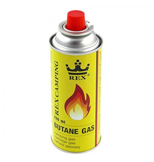 Butano dujos REX 400ml