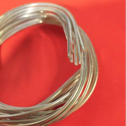 Lydmetalis aliuminio litavimui CASTOLIN 192 FBK 2.0mm 25cm