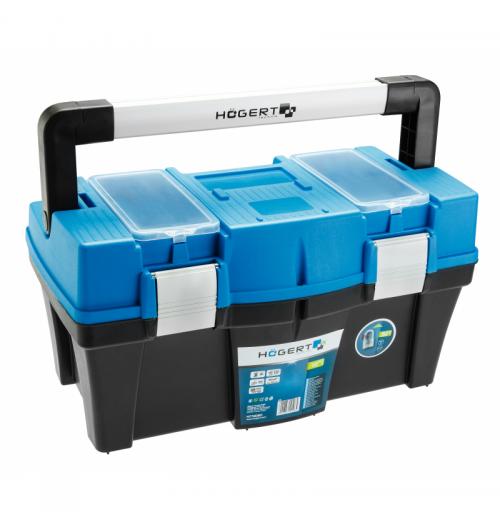 Įrankių dėžė Hogert 450x250x250 HT7G060