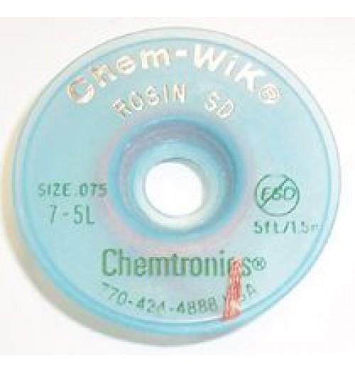 Išlitavimo juosta 2.0mm 1.6m Chemtronics