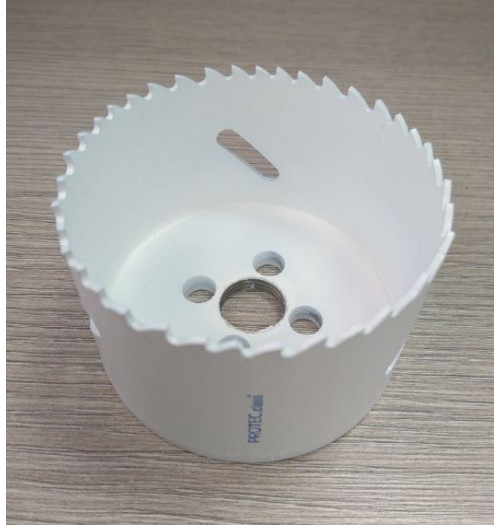 Bimetalinė gręžimo karūna Protec PLS-BI68 Ø68mm (legiruota 8% Co)