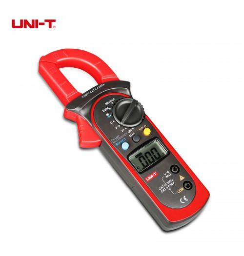 Srovės matavimo replės - multimetras UNI-T UT201