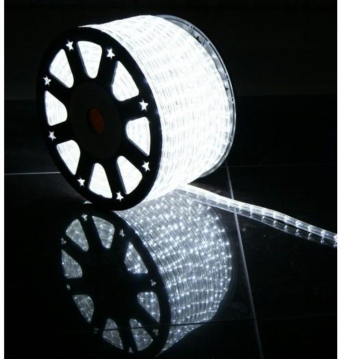 LED šviečiantis kabelis NK1 36LED/m šaltai baltos spalvos