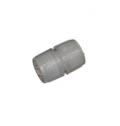 LED šviečiančio kabelio priedas - surenkama jungtis žarna-kabelis (NK1, NK2)