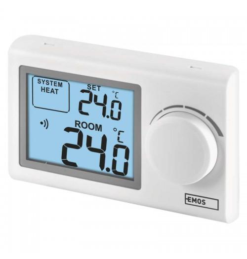 Neprogramuojamas belaidis termostatas Emos P5614