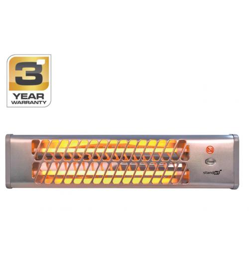 Infraraudonųjų spindulių šildytuvas Standart BW-617A 600W/1200W