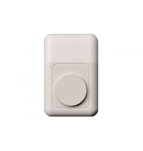 Skambučio mygtukas ESJ-001B baltos sp.