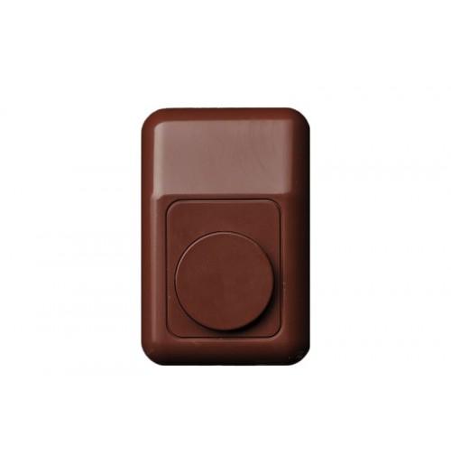 Skambučio mygtukas ESJ-001R rudos sp.