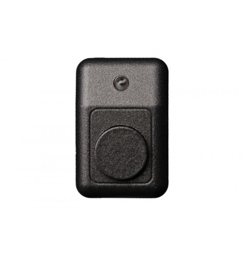 Skambučio mygtukas ESJ-002J juodos sp. su pašvietimu