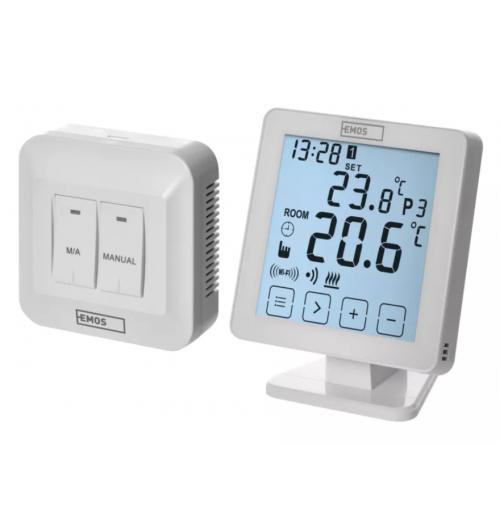 Programuojamas belaidis termostatas, valdomas per Wi-Fi Emos P5623