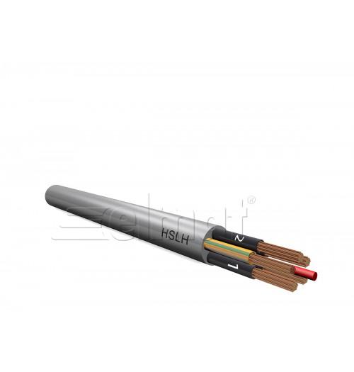 Behalogenis instaliacinis kabelis (daugiavielis) HSLH 3x1,5 Cca