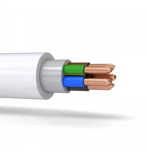 Behalogenis instaliacinis kabelis EXQ-LIGHT 3x1,5 Dca