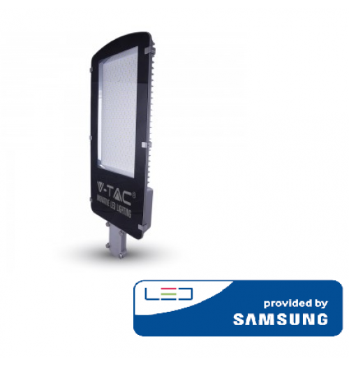 Gatvės šviestuvas LED V-TAC SAMSUNG LED 100W 4000K 12000lm IP65