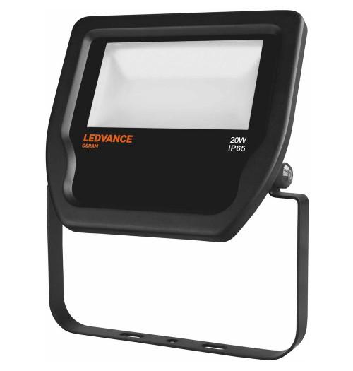 Prožektorius LED OSRAM 20W 3000K juodas