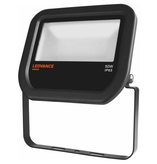 Prožektorius LED OSRAM 50W 3000K juodas