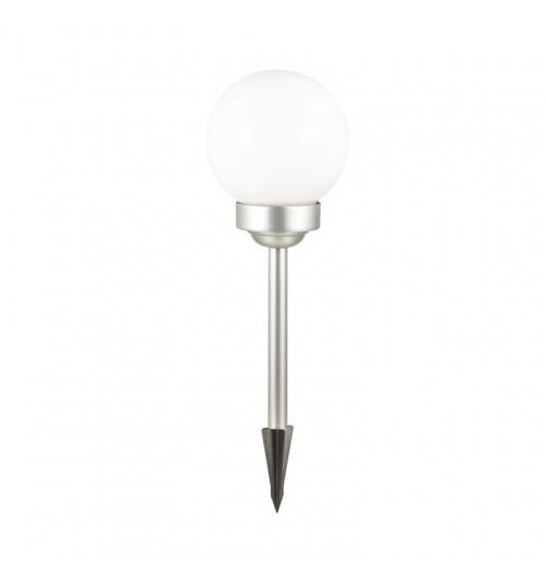 Saulės energija pakraunamas šviestuvas ESL-81 0.132W LED (200 mm kupolas)
