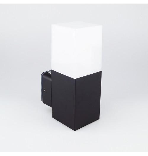 Sodo šviestuvas V-TAC 7563 1xGU10 IP54 juodos sp.