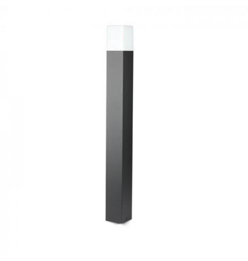 Sodo šviestuvas V-TAC 7565 1xGU10 h=800mm IP54 juodos sp.