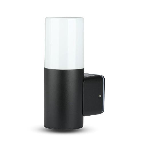 Sodo šviestuvas V-TAC 7566 1xGU10 IP54 juodos sp.