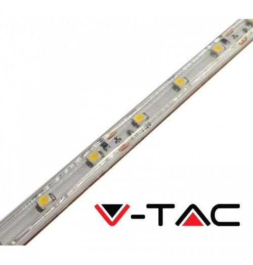 LED juosta V-TAC 12V 3.6W/m 60LED/m 3000K 83lm/W IP65