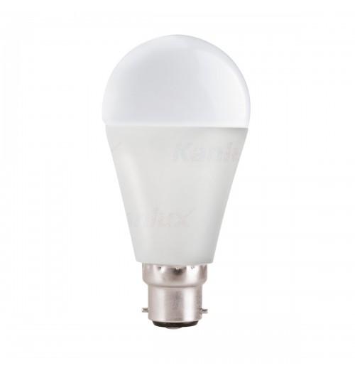 Lemputė Kanlux RAPID B22 A60 15W 3000K 1520lm