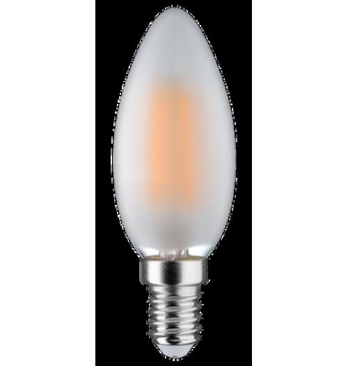 Lemputė LEDURO LED FILAMENT matinė E14 C35 6W 3000K 730lm