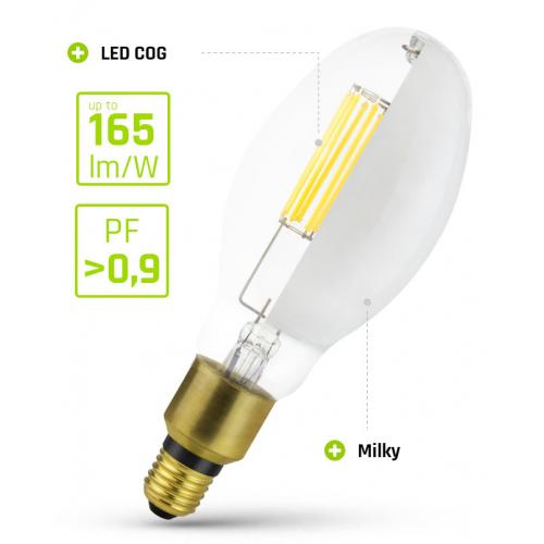 Lempa Spectrum LED Parisienne COG LED E27 30W 4000K 4600lm