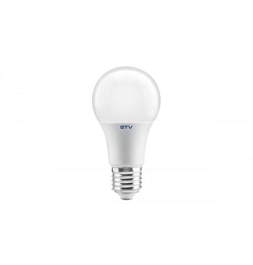 Lemputė GTV LED E27 A60 10W 840lm 3000K/4000K/6400K - valdoma jungikliu