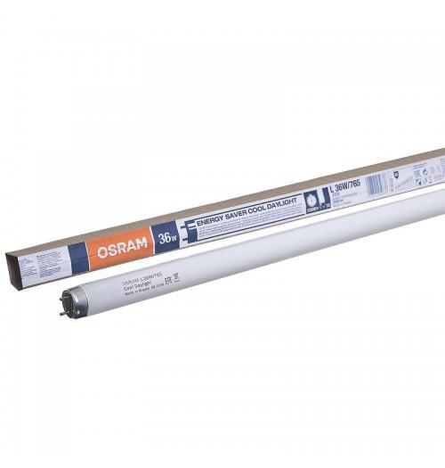 Liuminescencinė lempa T8 36W 765 OSRAM Basic