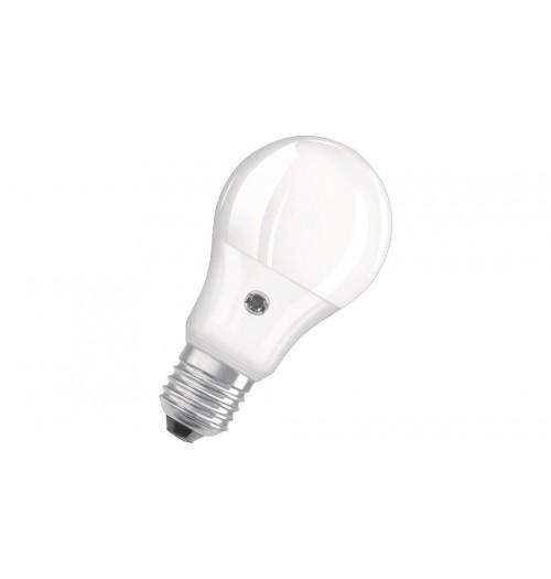 Lemputė OSRAM PARATHOM+ LED E27 A60 11W 2700K su fotorele