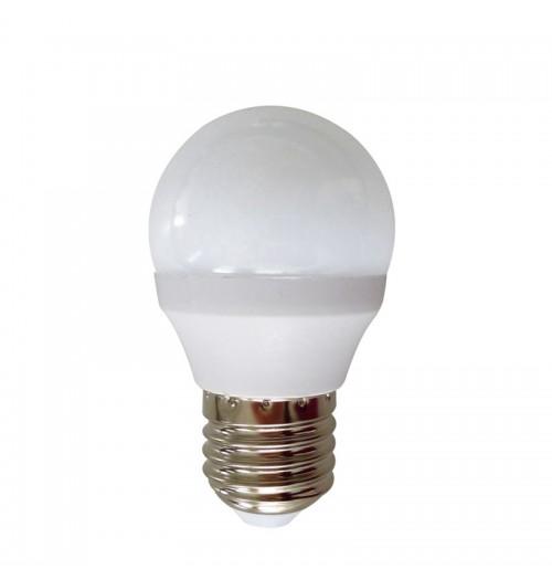 Lemputė Promus LED E27 P45 5W RGB