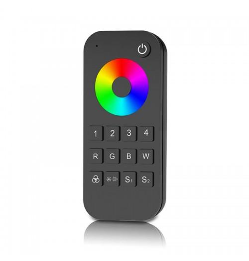 Valdiklis-siųstuvas SKYDANCE RT9 RGB/RGBW 4 zonų