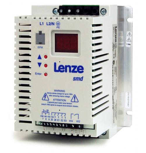 Dažnio keitiklis Lenze ESMD371x2SFA 0.37kW 1F