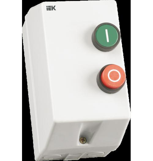 Variklio paleidimo blokas 3SQ1 4kW (9A) 230V AC vald.