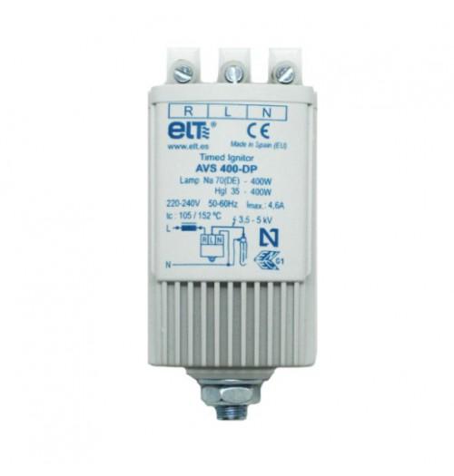 Ignitorius aukštaslėgėms lempoms MH/NA 70-400W ELT