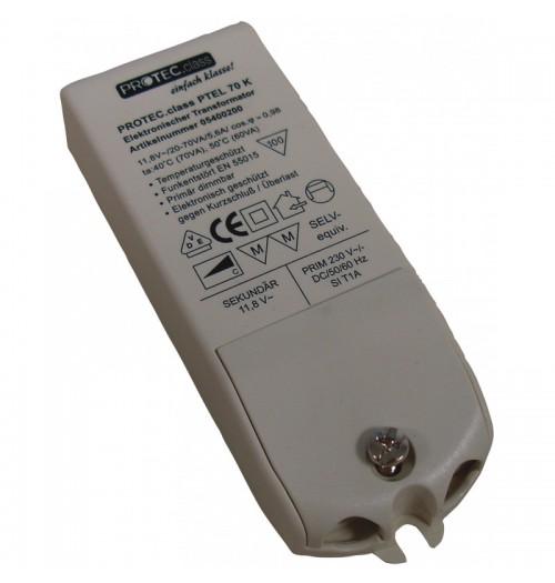 Įtampos transformatorius halogeninėms lempoms Protec PTEL110