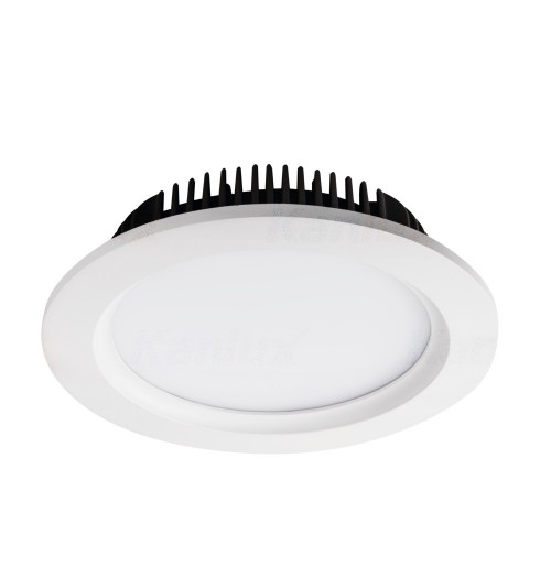 LED panelė Kanlux TIBERI 24W 4000K 2400lm IP44/20 (profesionali serija)