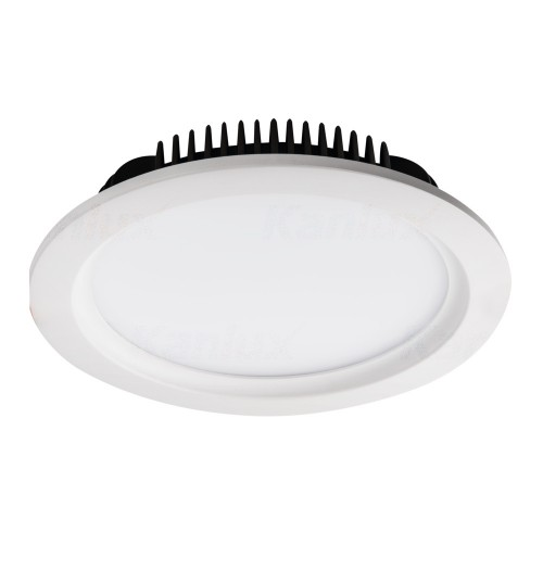 LED panelė Kanlux TIBERI 36W 4000K 3900lm IP44/20 (profesionali serija)