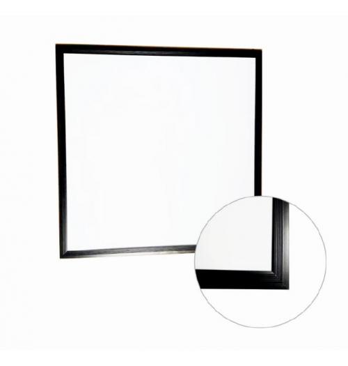 LED biuro šviestuvas Ecolight 595x595mm 40W 4000K 3800lm, juodas