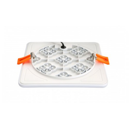 Berėmė LED panelė 20W 4000K 1780lm IP65/20 kvadratinė LEDLIFE LPFS