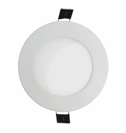 LED panelė Spectrum LED ALGINE ECO II 6W 3000K IP20 410lm apvali