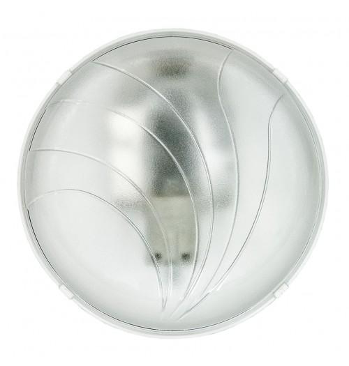 Buitinis šviestuvas PAWBOL PANDA OKRAGLA (skaidrus stiklas) 1xE27 IP65 IK10